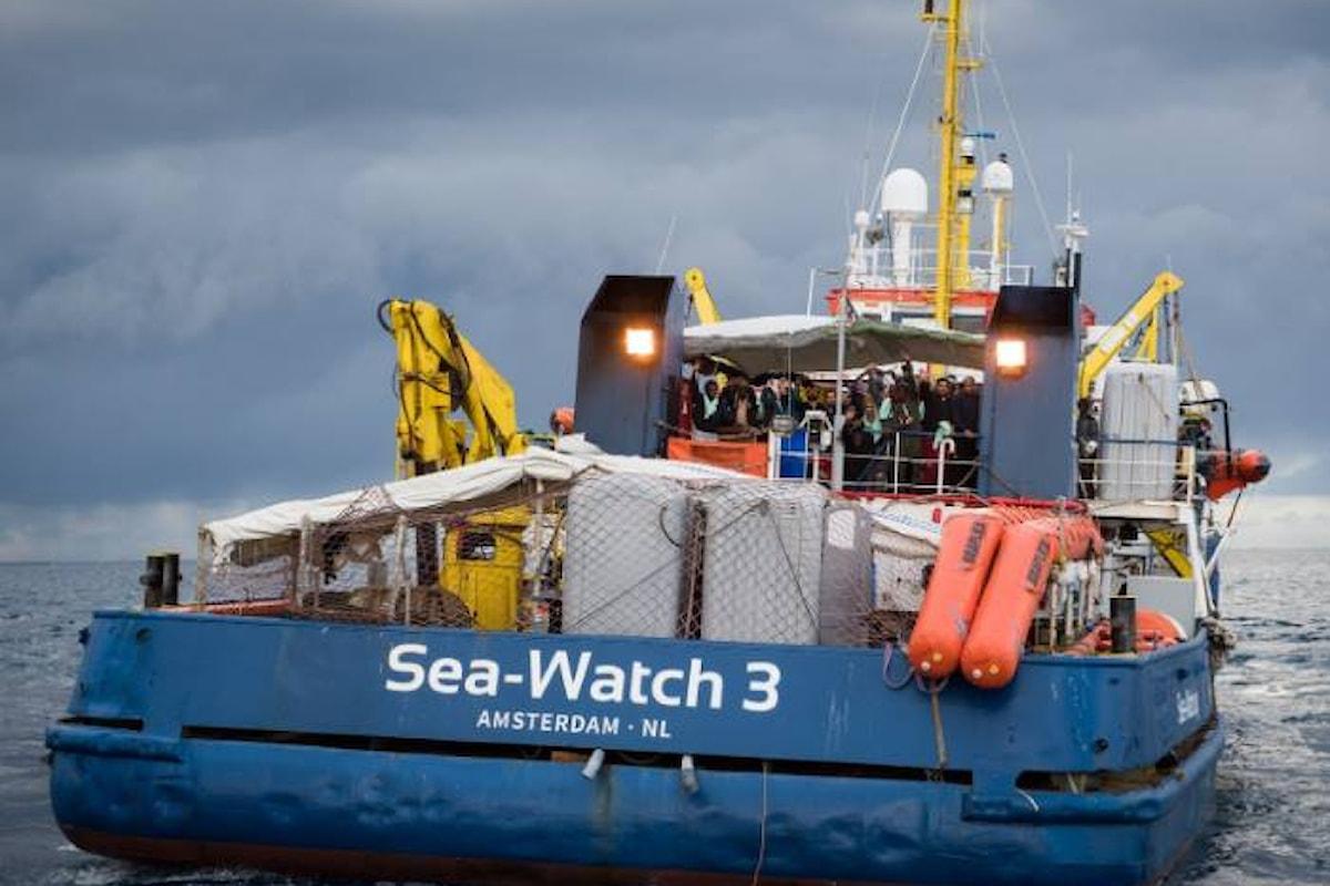 I 49 naufraghi a bordo delle due navi umanitarie continuano la loro odissea nel Mediterraneo