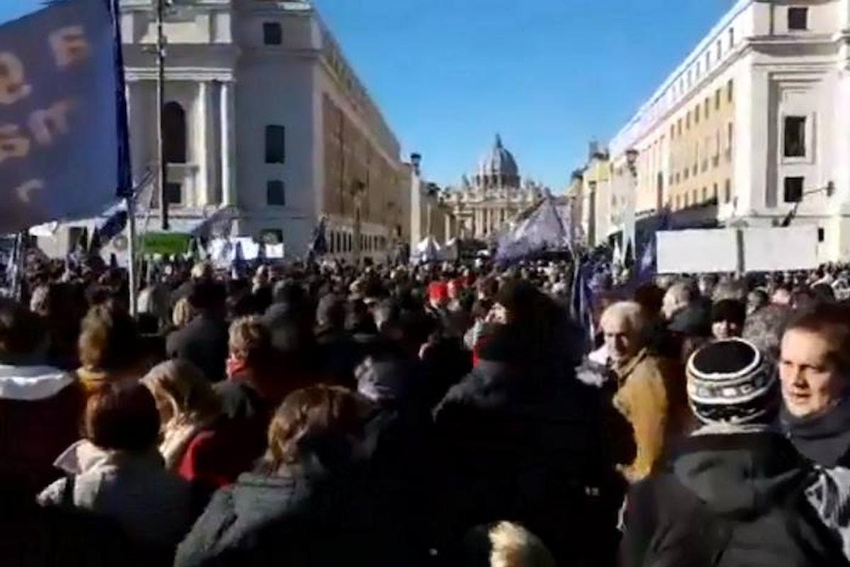 Le parole del Papa... e di Mattarella per la 52.esima Giornata della Pace