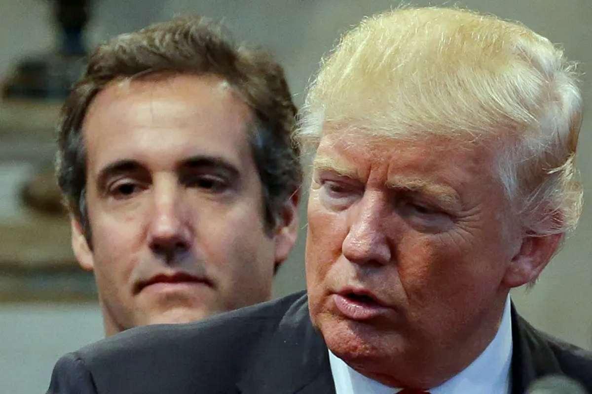 Michael Cohen avrebbe mentito al Congresso su indicazione del presidente Usa riguardo la costruzione di una Trump Tower a Mosca
