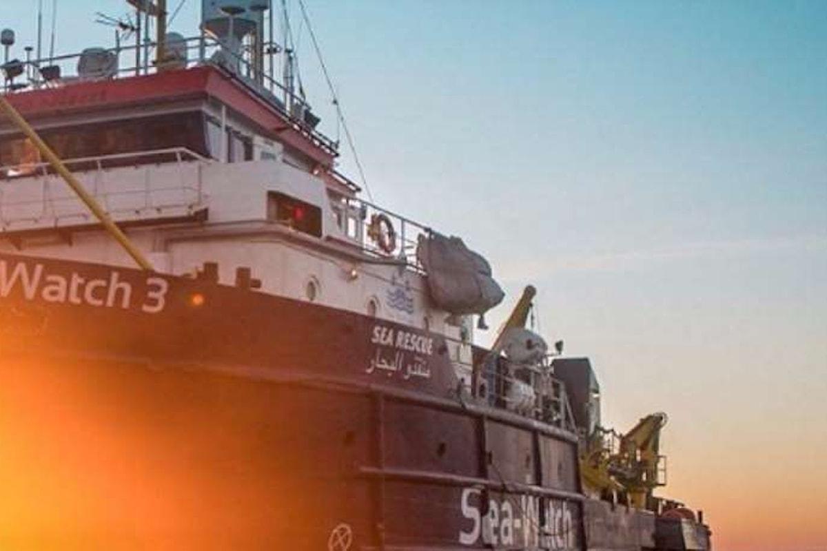 Adesso Salvini e Di Maio vogliono sequestrate la Sea-Watch 3
