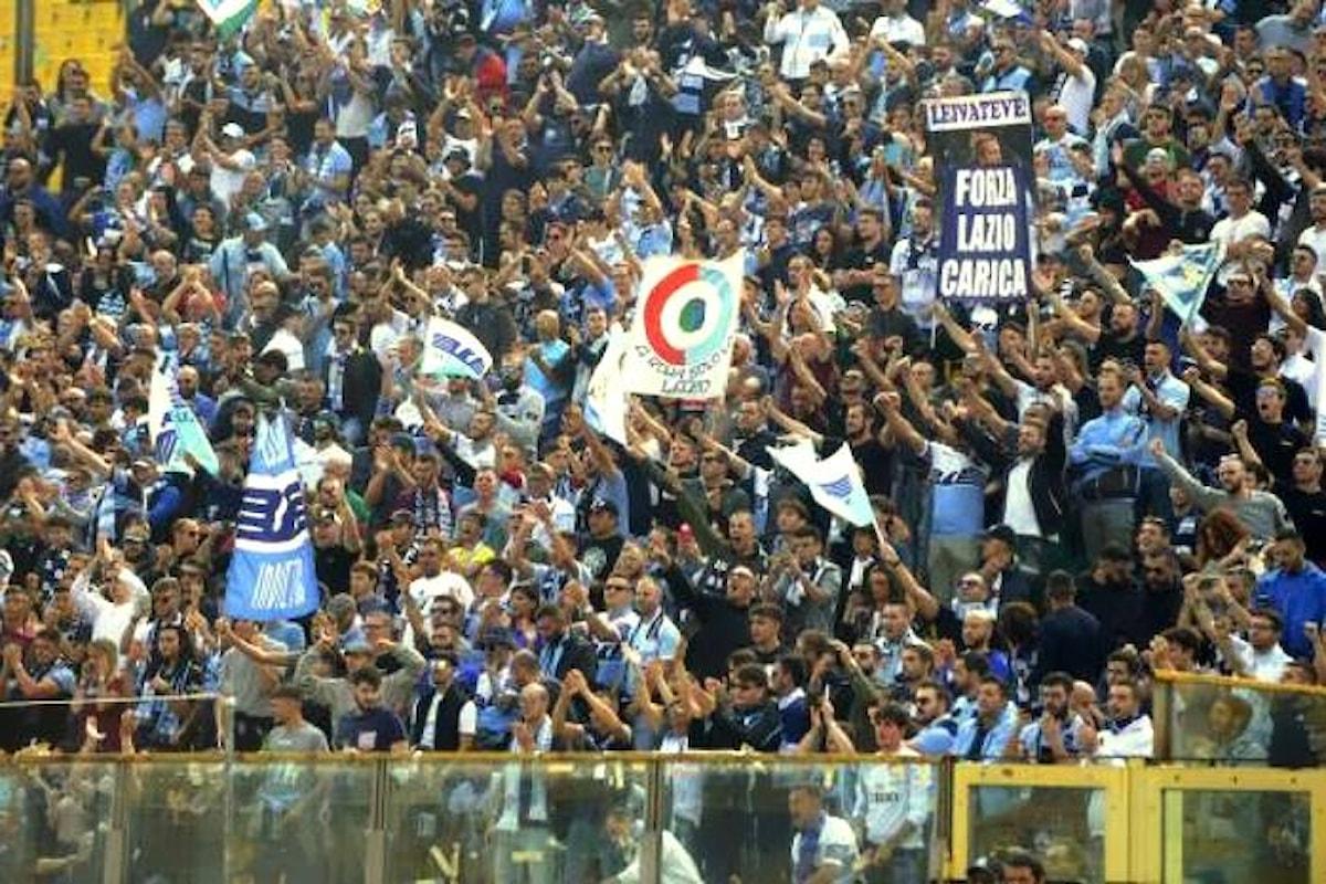Di nuovo cori razzisti in uno stadio, durante la gara di Coppa Italia Lazio-Novara