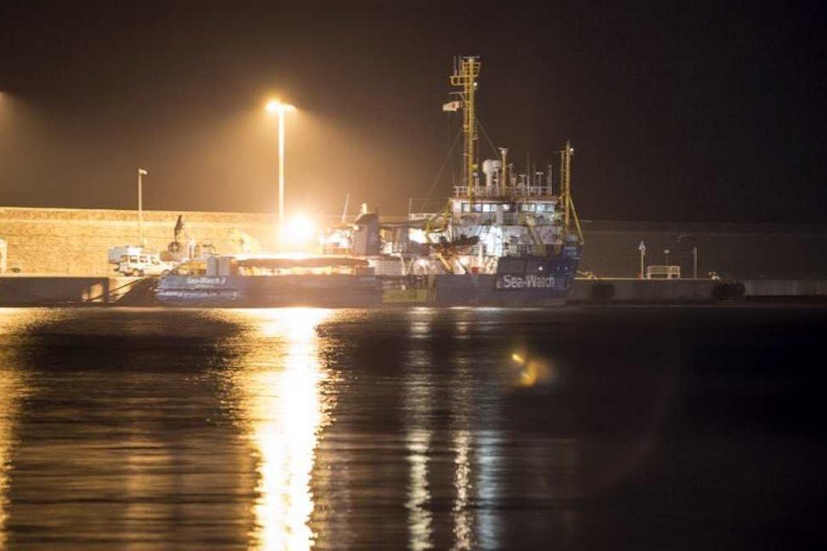 Sbugiardato Toninelli: la Sea-Watch 3 può operare come nave da soccorso e presto sarà di nuovo in mare