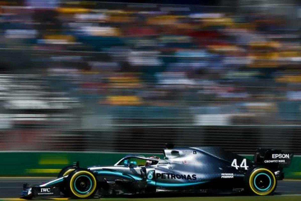 Formula 1 2019, i risultati delle qualifiche del venerdì del gran premio d'Australia