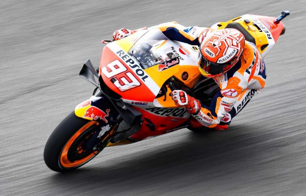 MotoGP, nelle libere del venerdì per il GP d'Argentina tutti i piloti racchiusi nello spazio di un secondo