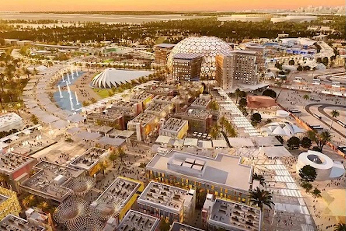 Verso EXPO Dubai 2020: opportunità per le imprese