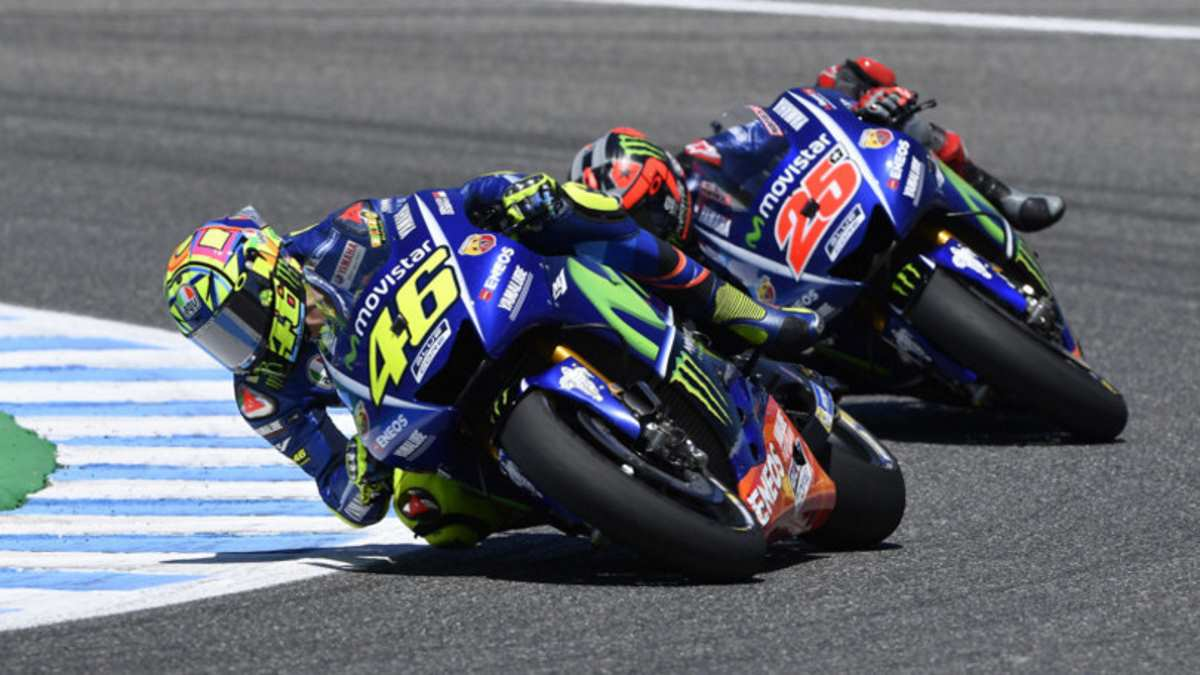 MotoGP, ottima prova delle Yamaha nelle libere del venerdì del GP delle Americhe