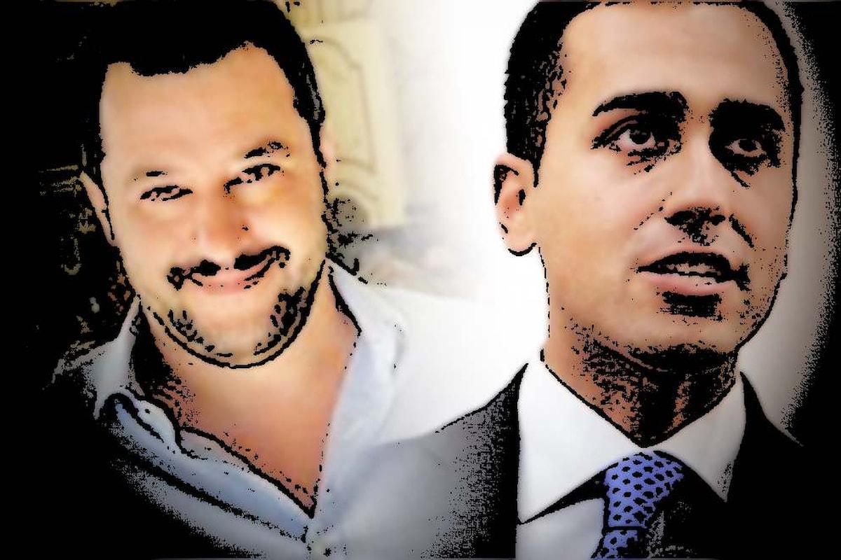 Salvini razzista e xenofobo, Di Maio disattento e sbadato?