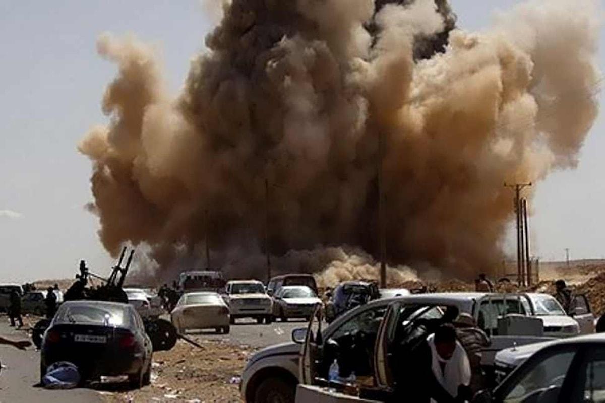 La guerra in Libia ricorda sempre di più quella in Siria