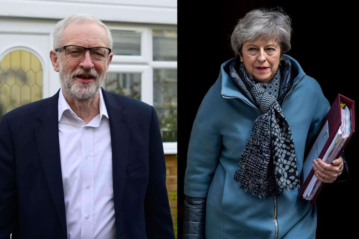 Iniziati i colloqui tra Theresa May e Jeremy Corbyn per trovare un accordo sulla Brexit