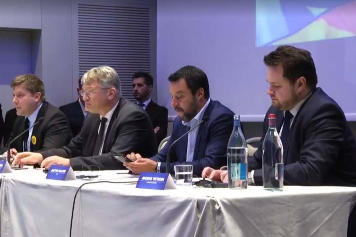 Verso l'Europa del Buonsenso! La conferenza internazionale dell'estrema destra organizzata dalla Lega per le europee