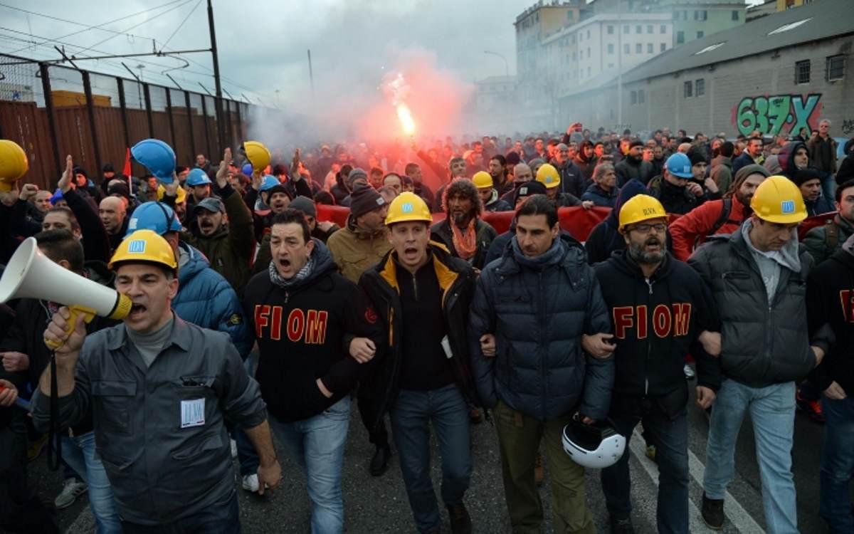 Una serie di scioperi attende il Governo nelle prossime settimane a partire da maggio