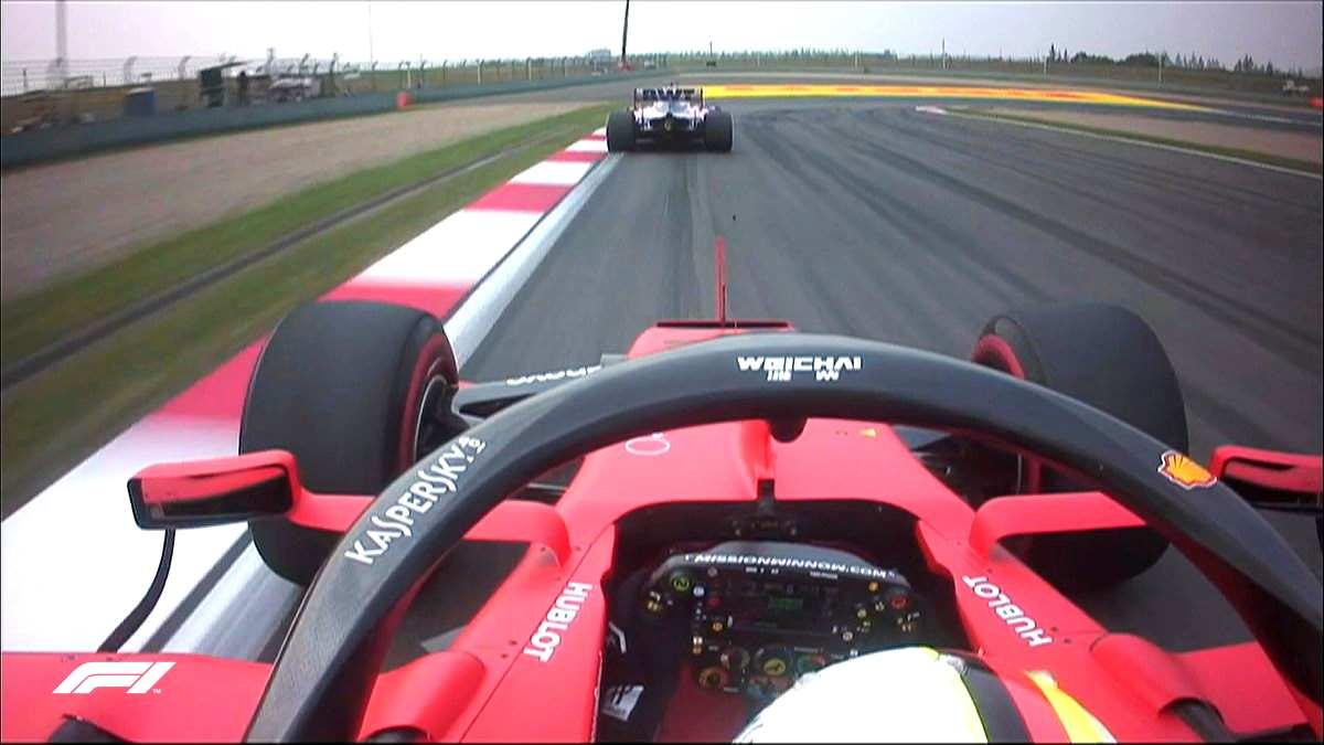 Formula 1, nelle qualifiche del GP della Cina si rivede Vettel
