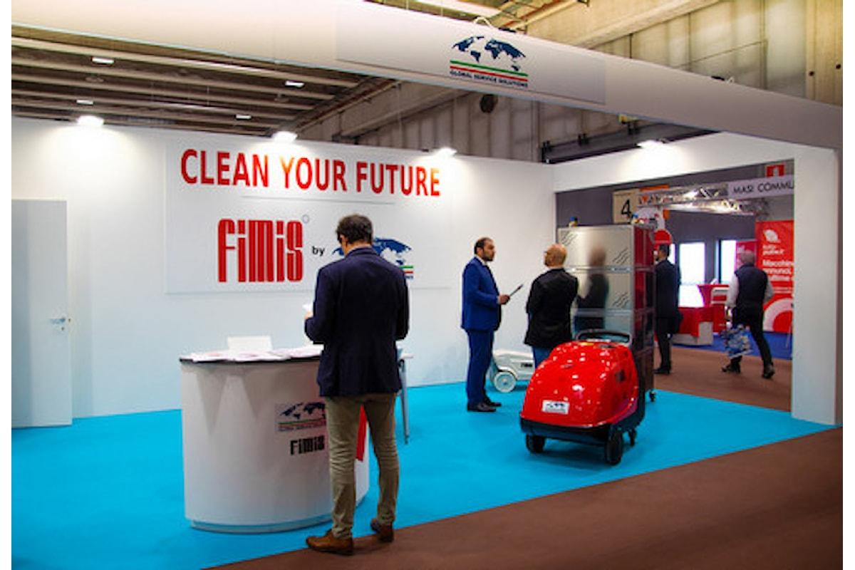 """A PULIRE 2019 FIMIS presenta """"MODULA"""" il nuovo sistema di lavaggio industriale"""