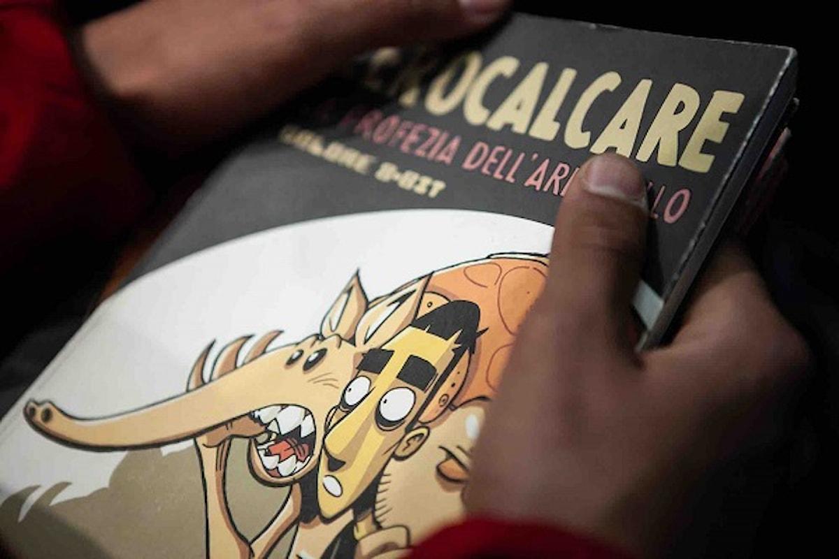 Per 'LA CITTA' INCANTATA': Incontri ravvicinati con il disegno e l'animazione, promossi da Regione Lazio e Roma Capitale