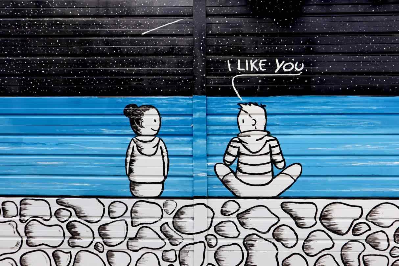 Inaugurato il Miglio d'Art. La street art colora Torraccia