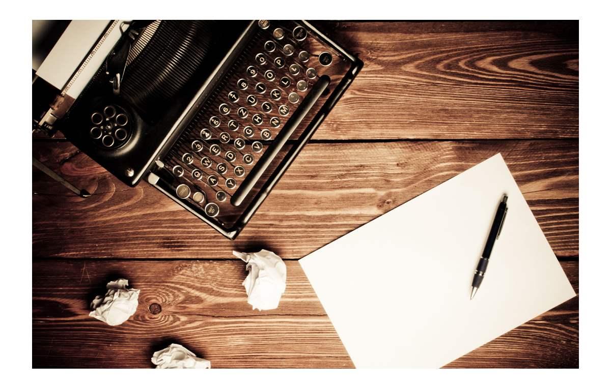 Sei un aspirante scrittore? Iscriviti al Premio Letterario Nazionale Maestro Antonio Cino