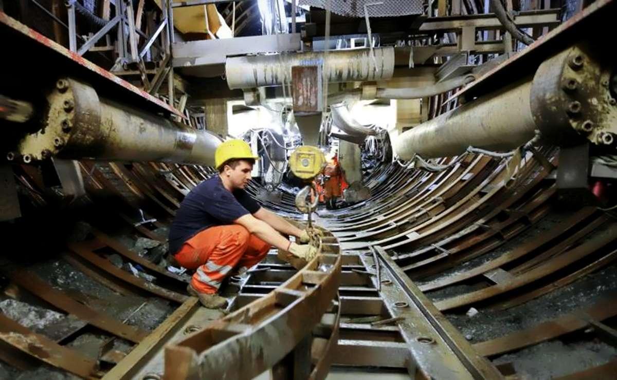 I lavori della linea ad alta velocità tra Torino Lione vanno avanti, con buona pace dei 5 Stelle