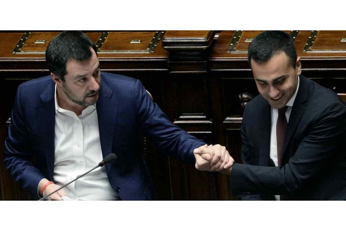Niente crisi, il Governo va avanti... finché Salvini lo riterrà conveniente