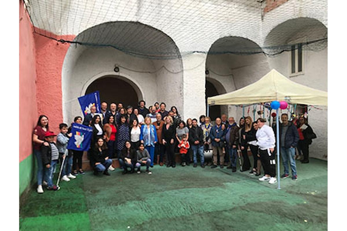 Sant'Egidio, comunità centro di gravità permanente per la pace. Con il centro docce di Aversa, una nuova sfida