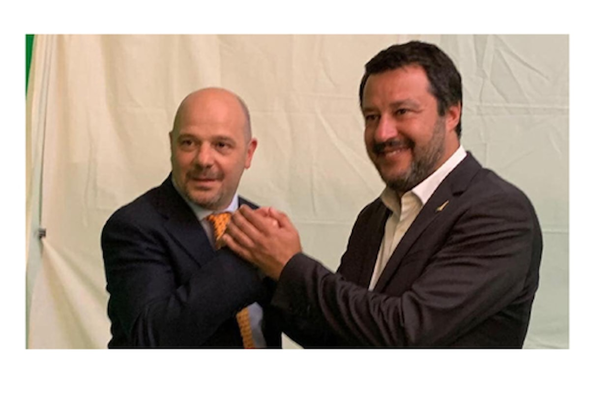 Politica, elezioni regionali 2020 in Campania: la LEGA ci sta