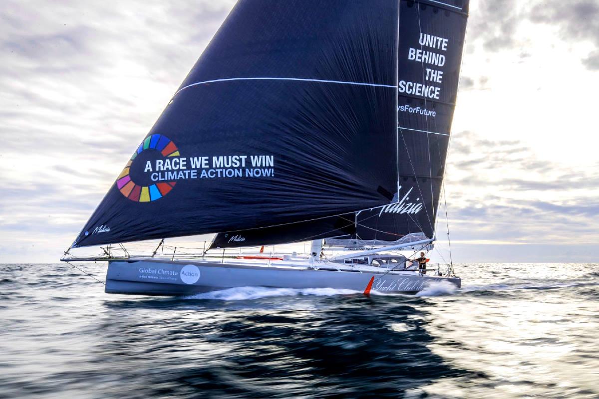 Greta Thumberg andrà al summit sul clima di New York con una barca a vela a zero emissioni