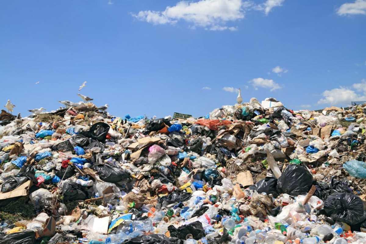 La spazzatura? È un problema anche per gli americani