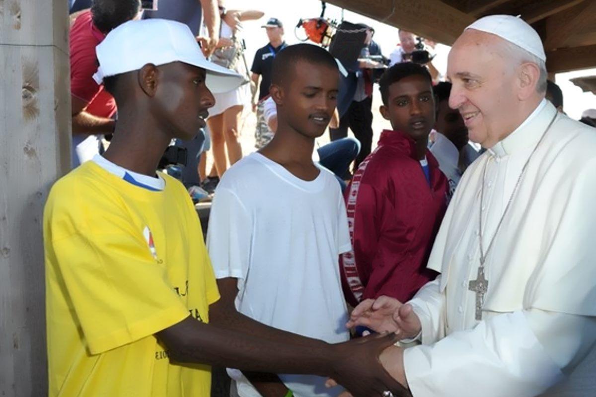 L'8 luglio il Papa ricorda a San Pietro il sesto anniversario della visita a Lampedusa