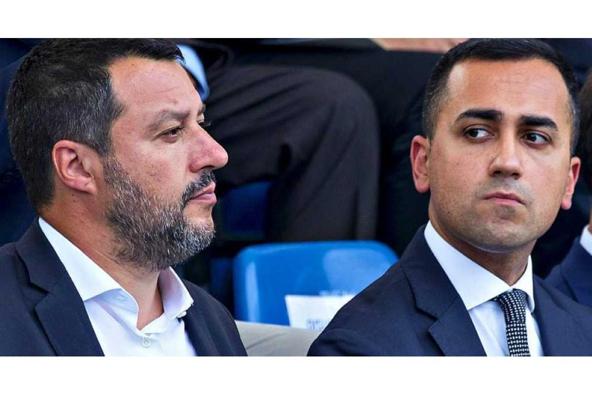 Il Governo va avanti, ma intanto si è tenuto un nuovo vertice tra Di Maio e Salvini