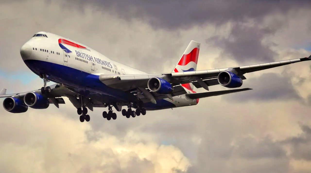 Il prossimo settembre 3 giorni di sciopero per i piloti della British Airways