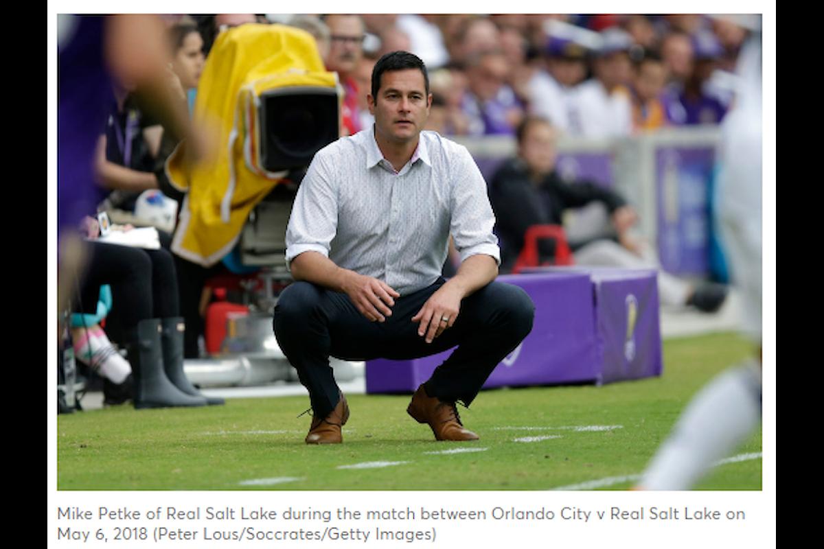 Stati Uniti, licenziato per omofobia il coach della squadra di calcio del Real Salt Lake