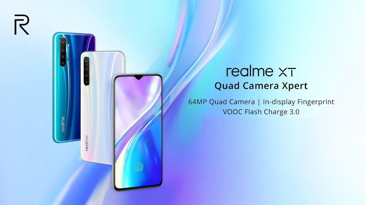 Realme XT è stato presentato ufficialmente: ha una fotocamera da 64 MP, ma non solo (Redmi Note 8 Pro inizia a tremare!)