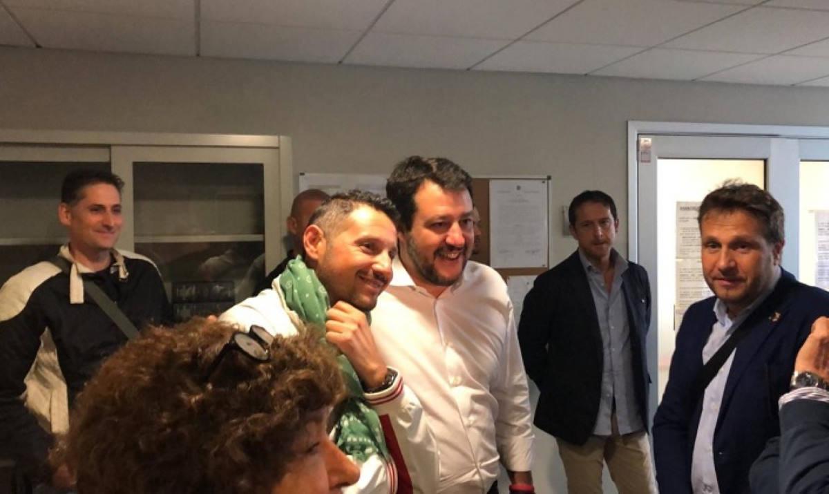 Salvini, tutto quanto fa propaganda: anche i processi