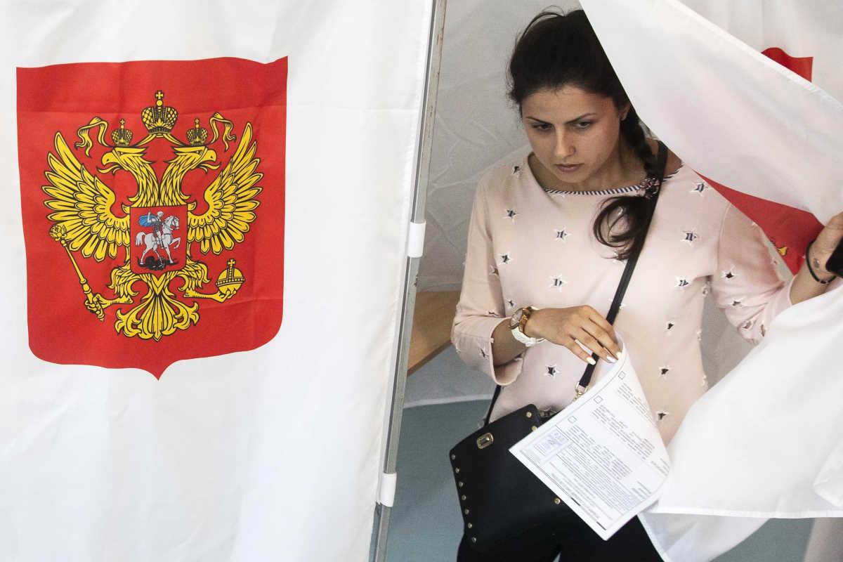 Alle comunali di Mosca Russia Unita perde un terzo dei seggi