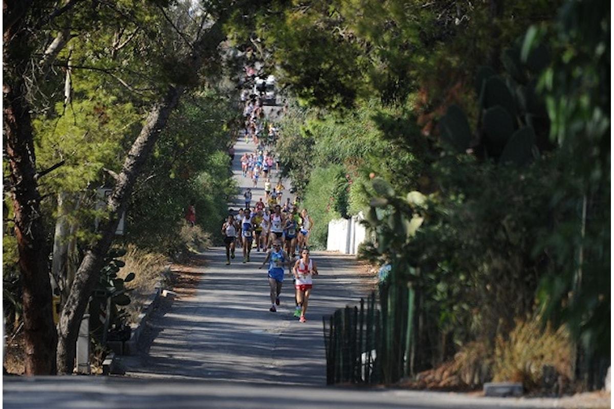 """""""Frizzante"""" atmosfera avvolge il diciannovesimo Giro Podistico delle isole Eolie"""