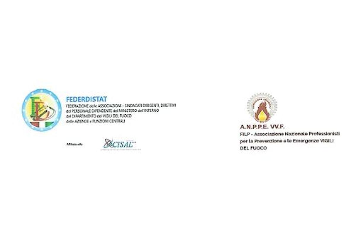 FEDERDISTAT-CISAL e ANPPE VVF sostengono le richieste dei Comitati Nautici, Laureati e Radioriparatori