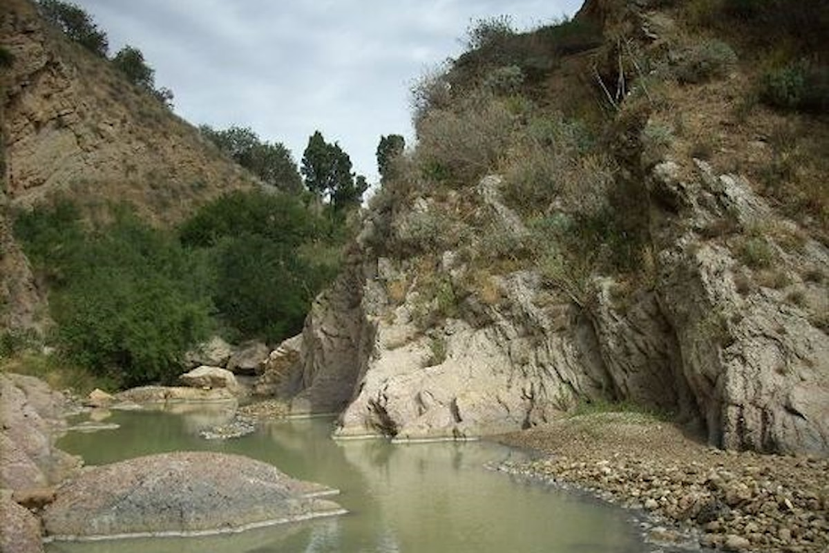 """Petralia Soprana. Domenica la XIV escursione lungo il fiume salso alla scoperta delle """"Gole del Cigno"""""""