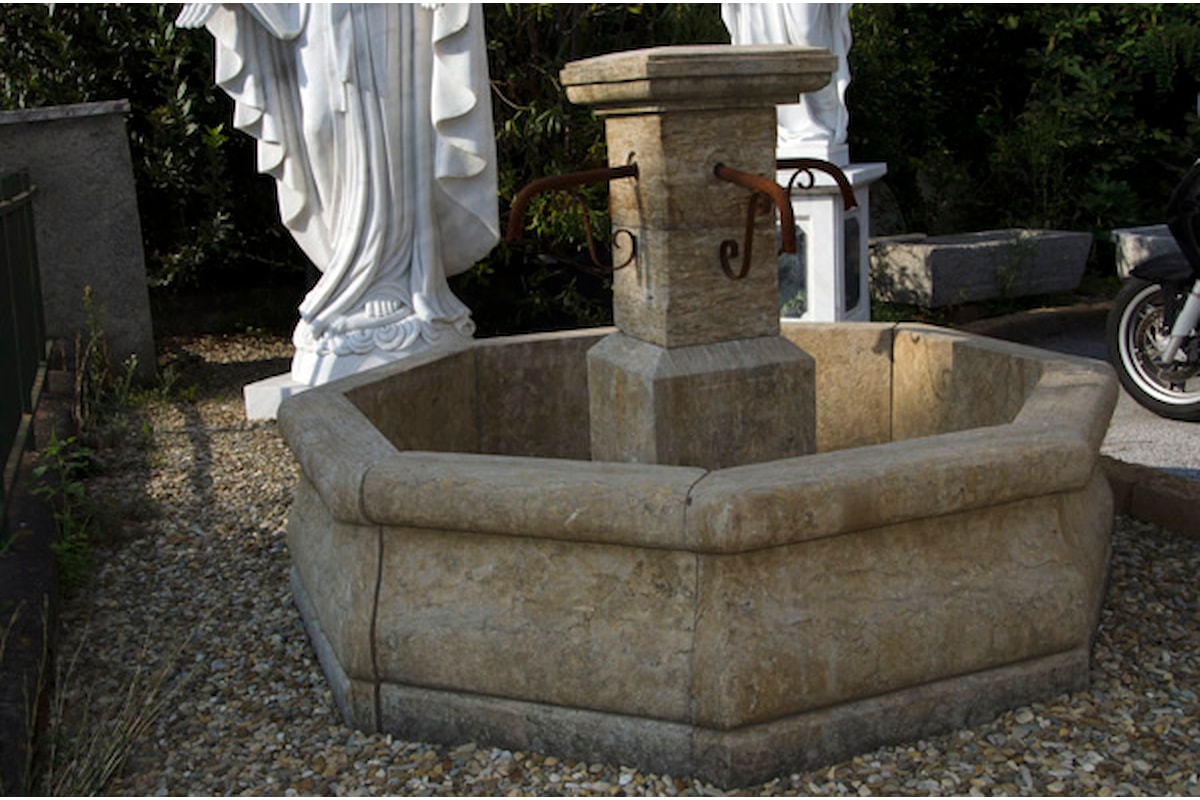 Buone ragioni per inserire elementi di design d'acqua