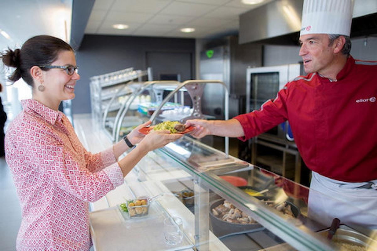 Elior Ricerca Ixè: Gli italiani sposano la dieta mediterranea in pausa pranzo