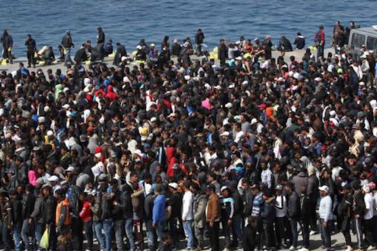 Immigrazione incontrollata: problema o risorsa?