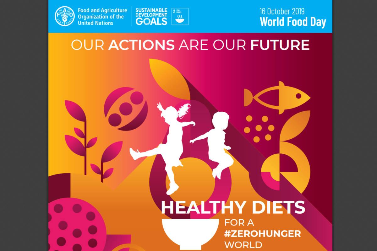 16 ottobre, la FAO celebra la Giornata Mondiale dell'Alimentazione