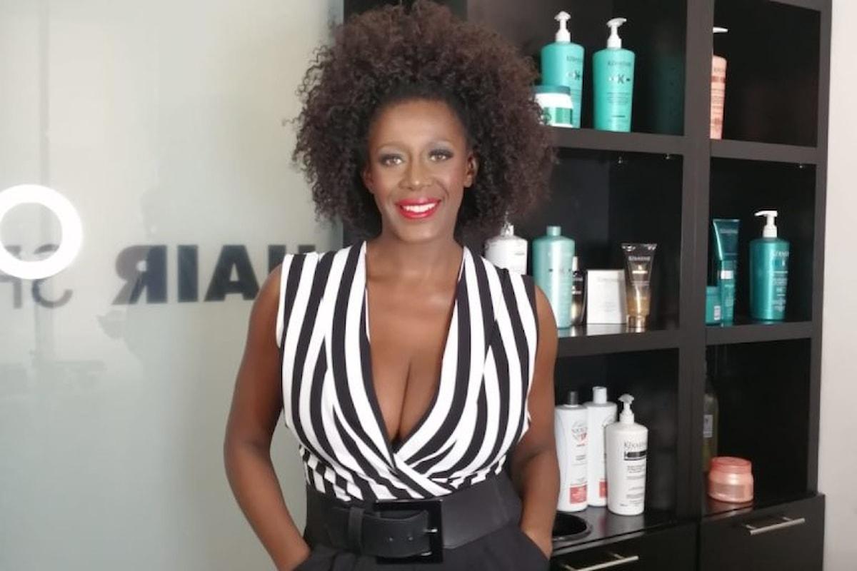 Sylvie Lubamba tuona contro i finti scoop in tv: Squallidi giochi di notorietà, mi disgustano quei personaggi