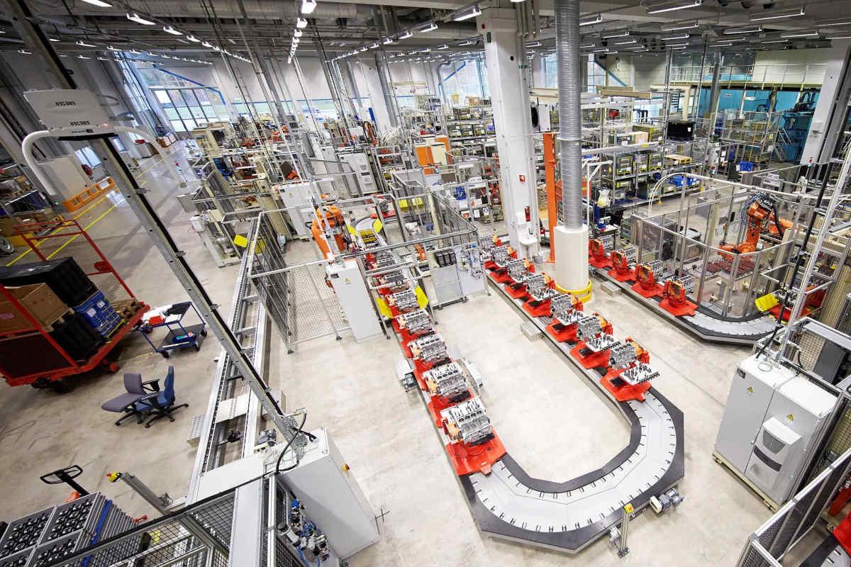 La produzione industriale ad agosto 2019