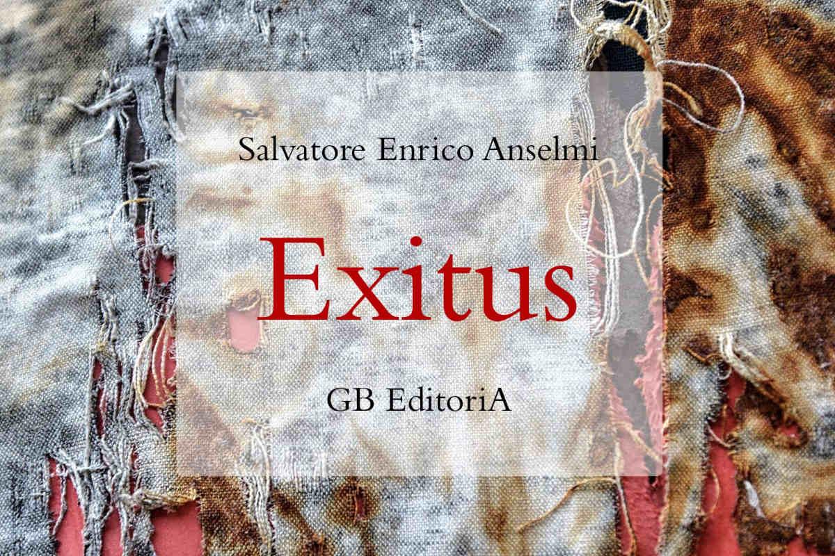 Presentazione del romanzo Exitus di Salvatore Enrico Anselmi sabato 26 ottobre alla RinascimentiAmo Gallery di Viterbo