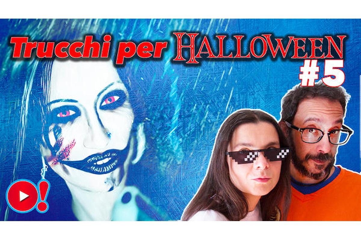 Halloween 2019: ecco i migliori trucchi horror da fare in casa!