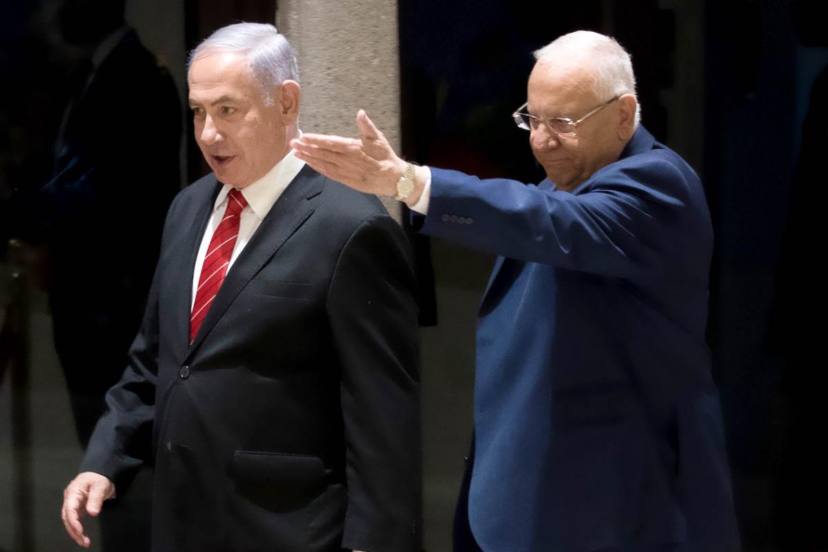 Israele, Netanyahu ha informato il presidente Rivlin di non avere i numeri per formare un nuovo governo