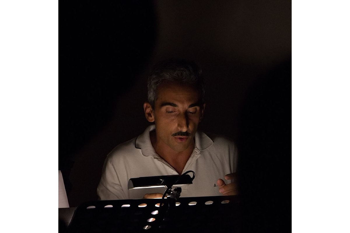 PASSIONI SENZA FINE 2.0: l'attore e doppiatore Francesco Tinelli nel cast del primo radiodramma italiano più famoso della rete