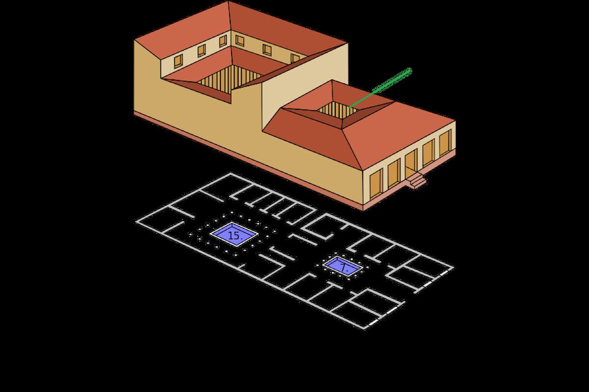 Le antiche case romane - Parte 4