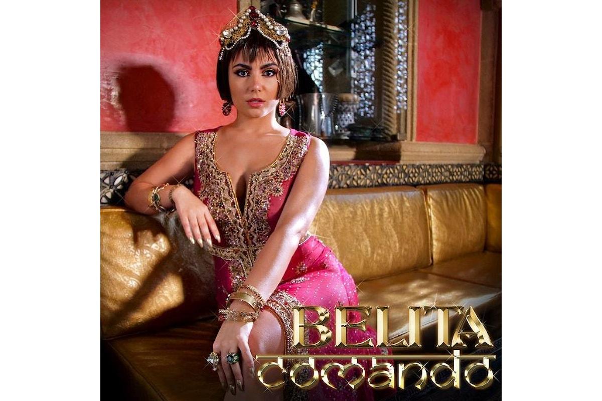 """BELITA """"COMANDO"""" è il nuovo singolo dell'artista italo-brasiliana registrato al Massive Arts di Milano"""