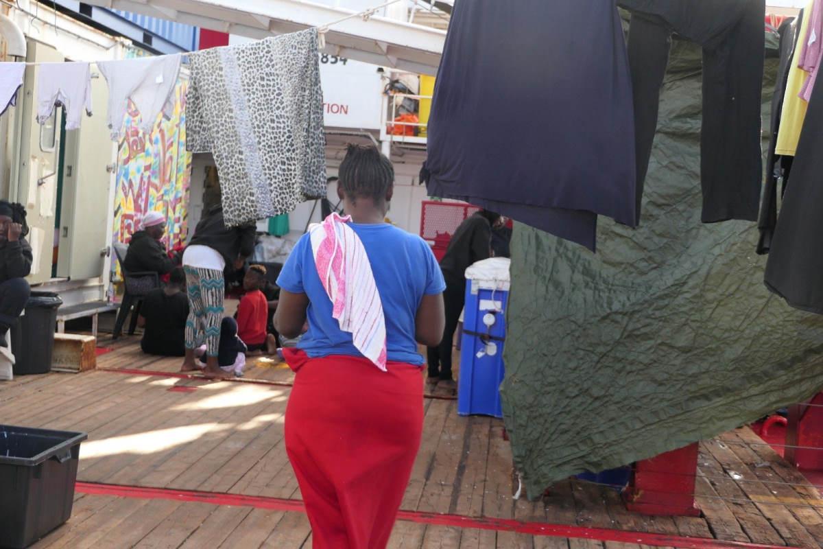 SOS Mediterranee e MSF rilasciano un comunicato per ricordare all'Europa i suoi impegni