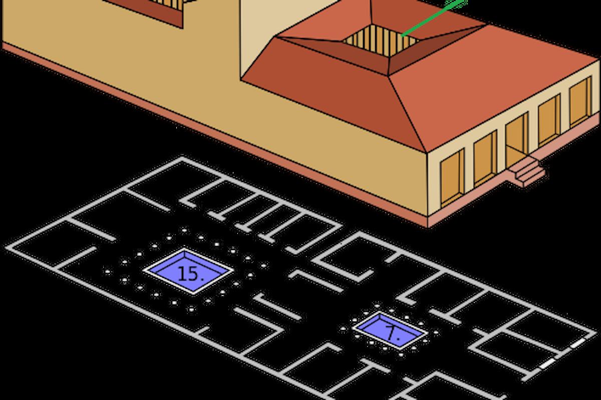 Le antiche case romane - Parte 6